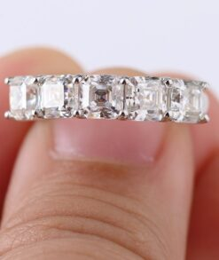 5 Stone Moissanite Engagement Ring South Africa