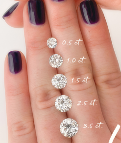 Loose Round Moissanite South Africa