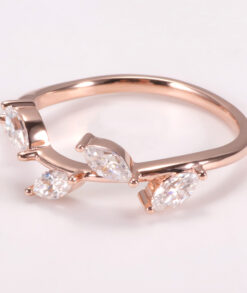 Marquise Moissanite Wedding Ring South AFrica