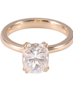 Elongated Cushion Cut moissanite ring south africa