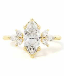 Marquise Cluster Ring South Africa