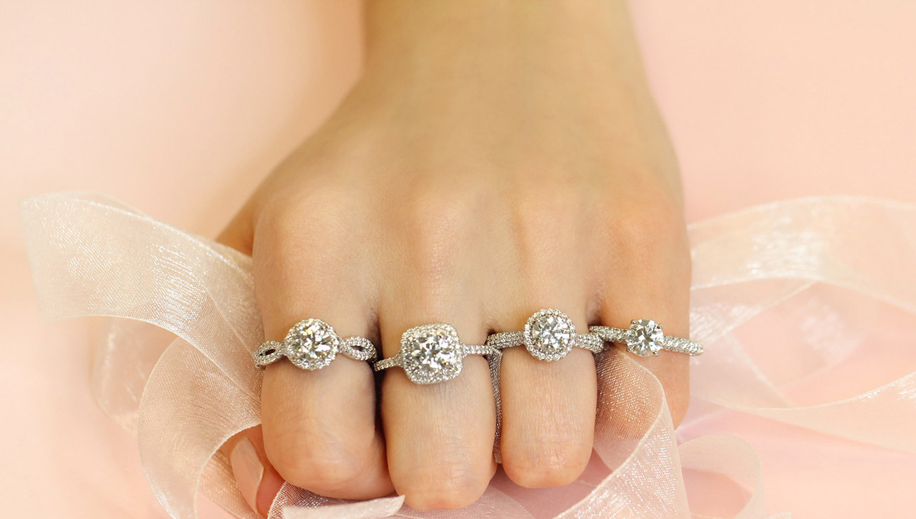 Moissanite Affordable Diamond Alternative