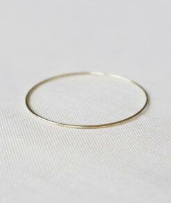 9ct Gold Stacking Bangle South Africa
