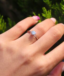 half carat engagement ring south africa