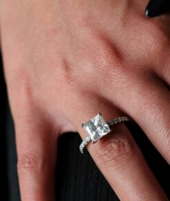 Princess Cut Engagement Ring South Africa