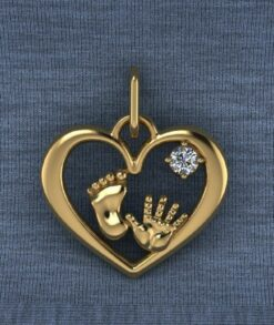 Mom Heart Pendant South Africa