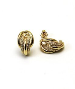 Gold Stud Earrings South Africa