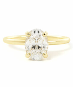 1.5ct Oval Engagement Ring South Africa